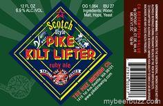 Pike Brewing - Kilt Lifter