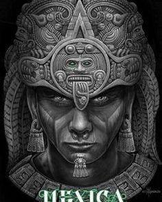 Mayan Tattoos, Mexican Art Tattoos, Inca Tattoo, Symbol Tattoos, Polynesian Tattoos, Hand Tattoos, Sleeve Tattoos, Chicano Tattoos, Aztec Warrior Tattoo