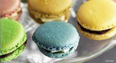Sugar Free Gluten-Free Macaroons (macarONS)
