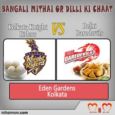 Less Than 2 Hours for today's second battle. Are you Ready? #KolkataKnightRiders VS #DelhiDaredevils Catch the Live Action at Eden Gardens, #Kolkata