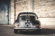 1957 Porsche 356 AT2 by Mathieu Bonnevie More cars here.