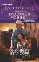 Harlequin Intrigue: One Night Standoff 1425 by Delores Fossen Paperback) for sale online Get Shot, Stars At Night, Book Nooks, Romance Books, Book Lists, First Night, Bestselling Author, Audio Books, Books To Read