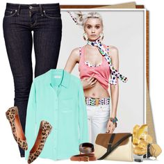 I need this blouse and these shoes