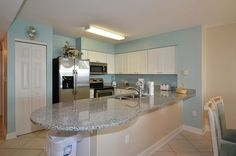 This kitchen was remodeled during the winter of 2014 and looks beautiful!