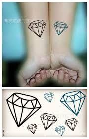Risultati immagini per tattoo coppia diamanti
