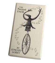 Edward Gorey tarot deck