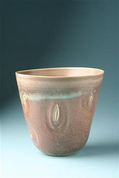 Vase, designed by Stig Lindberg for Gustavsberg