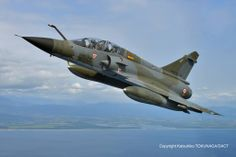 pinterest.com/fra411 #aircraft #french #defense - Mirage 2000N over Solenzara Corsica