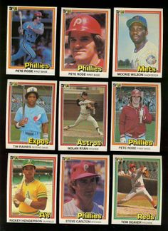 1981 DONRUSS BASEBALL COMPLETE SET MINT *INV by Donruss. $25.00. 1981 DONRUSS BASEBALL COMPLETE SET NMMT-MINT.