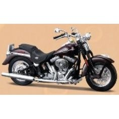 Now available from uk diecast models H-D 2005 FLSTCI Softail Springer Class
