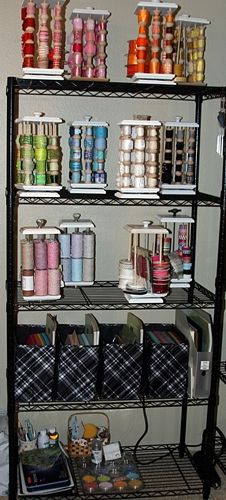 Thirty-One Bags Craft Storage (Stamping with a Dream)