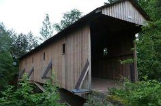 Kudy z nudy - Dřevěné kryté mosty ve Verdeku Safari, Lab, Shed, Outdoor Structures, Lean To Shed, Backyard Sheds, Coops, Labradors, Barn