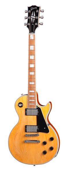 Gibson USA_Les Paul Classic Custom_Antique Natura