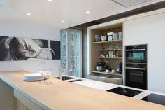 greeploze eiken witte keuken