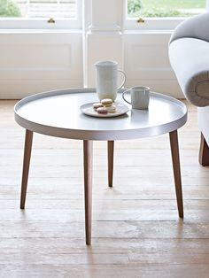 NEW Lina Side Table #scandinaviansidetable side table design #scandinaviandesignideas living room design #scandinavianlivingroom the living room . See mroe at www.coffeeandsidetables.com