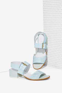 Miista Mina Leather Sandal