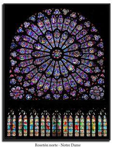 HOMO ARTIS: La luz en las catedrales góticas