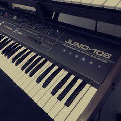 Studio Legend: Roland Juno 106  www.jtvdigital.com