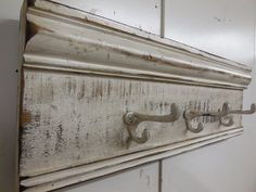 French Country Coat Rack Shabby Chic Coat rack by LynxCreekDesigns, $49.99