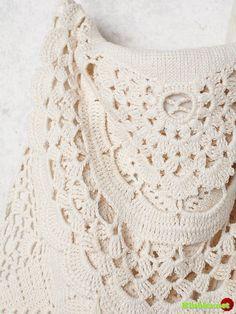Сумка Desert Crochet Bag