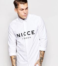 Stephen James for Nicce London