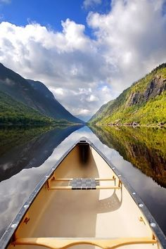 Another amazing photo!  The calm water makes for a nice mirror image.