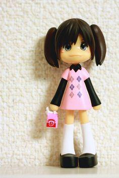 girl w/ pink dress