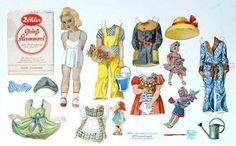 """Résultat de recherche d'images pour """"miss fisher paper dolls image"""""""