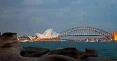 Sydney Harbour  #sydneyoperahouse #sydneyharbour #sydneyharbourbridge #australia #travelaustralia #sydney #mrsmacquarieschair #newsouthwales #canonofficial #canon7dmarkii #nsw #ilovesydney by shaun_martens http://ift.tt/1NRMbNv