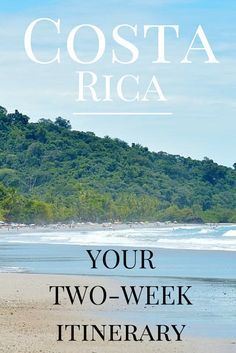 Go from the mighty Arenal Volcano to the beautiful beaches of Manuel Antonio and end your trip with pure relaxation in the jungle of Drake Bay. This is the ultimate two week Itinerary for Costa Rica.