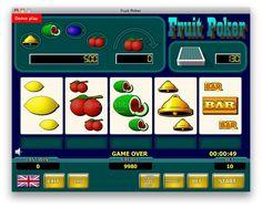 Download Fruit Poker for Mac 1.0 - A fun casino game in Java
