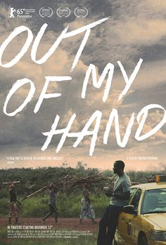 out of my hand | film poster