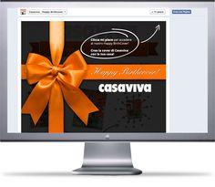 Mondadori   Casaviva Facebook app   Splash screen