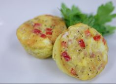 Freezer-friendly Egg Muffins are an easy on-the-go breakfast that packs in the protein power of eggs. Just heat them up for a healthy breakfast in a snap. Customize by adding your favorite vegetables, cheeses, and meats --> OhioEggs.com