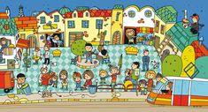 Calle - Street http://marianeradova.blogspot.com.es/