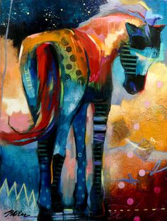 """""""Reassured"""" - 16"""" x 12"""" (COMMISSION AVAILABLE) -John & Elli Milan Painted Pony, Custom Boxes, Oil On Canvas, Milan, Horses, Pure Products, Gallery, Artist, Artwork"""