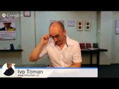 Čo ste robili 18.6.2014 medzi 19.00-20.00???  S veľkou pravdepodobnosťou ste zmeškali webinár Iva Tomana, v ktorom vám predstaví viac svoju novú knihu Štěstí na míru.  Na odkaze nižšie môžete nájsť záznam z toho webinára...  http://www.ivotoman.cz/webinar-iva-tomana