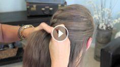 Fransız Stili Burgulu Halat Saç Örgüsü, braid,hairstyle,braids styles,hair braid styles,braid hairstyles,braiding hairs,braid tutorials,braid review,braid video