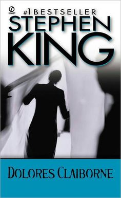 My FAVORITE Stephen King book. I love everything about it - the characters, the story - it's incredibly 'real' for a King book