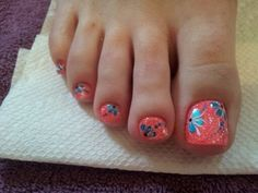 Pedicure Nail Art Gallery | Pedicure Toenail Art / Nails by Amy by Perfect10nails - Nail Art ...