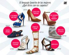 Tus #zapatos dicen mucho de ti.