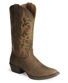 9dabc72939 Justin Stampede Western Apache Cowboy Boot - Med Toe