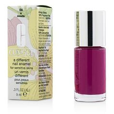 Clinique A Different Nail Enamel For Sensitive Skins  04 Hi Sweetie 9ml03oz -- See this great product.