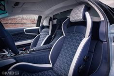 Car Seat Upholstery, Car Interior Upholstery, Automotive Upholstery, Custom Car Interior, Car Interior Design, Truck Interior, Leather Seat Covers, Leather Car Seats, Jeep Seats