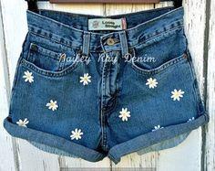 EDICIÓN limitada / Custom Size Shorts de talle alto o