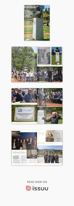 FSA 2016 Shakespeare 400  Newsletter FSA 2016 Edición conmemorativa de la Fundación Shakespeare Argentina (FSA) en el IV centenario de la muerte de William Shakespeare