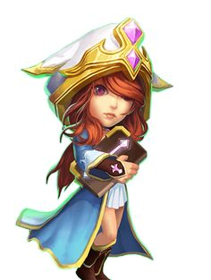 Frost Witch - Castle Clash Wiki