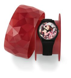#Swatch The Stone From Your Heart (SUOZ139S) by Mathieu Mercier - #special #packaging