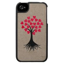 Image detail for -Heart Tree Iphone 4 Cases