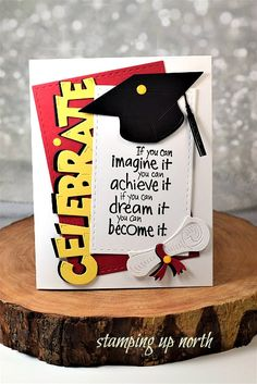 Cheery Lynn Graduation Card